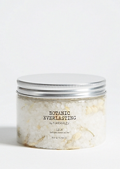 Botanic Everlasting Lily Bath Salts