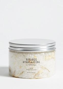Botanic Everlasting Lily Bath Salts