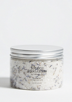 Botanic Everlasting Lavender Bath Salts