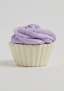 Blackberry Bliss Cupcake Bath Fizz