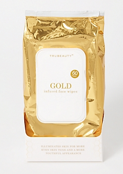 Gold Infused Facial Wipes