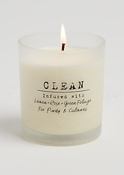 Me Clean Infused Candle