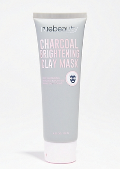Charcoal Brightening Clay Face Mask
