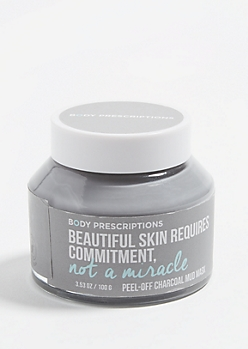 Beautiful Skin Charcoal Peel-Off Mud Face Mask