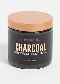 Charcoal Detoxifying Body Scrub