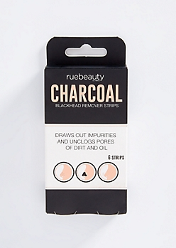 6-Pack Charcoal Pore Strips