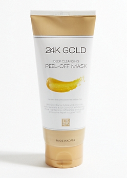24k Gold Deep Cleansing Peel Off Face Mask