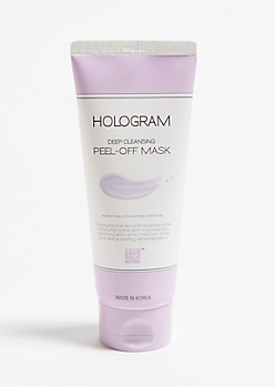 Hologram PH Balancing Peel Off Face Mask