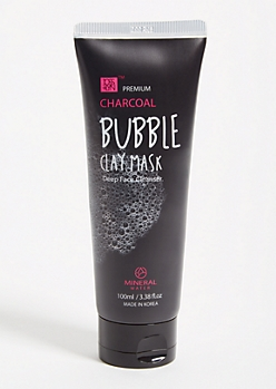 Charcoal Bubble Clay Mask