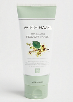 Witch Hazel Deep Cleansing Peel Off Face Mask