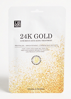 24K Gold Anti Aging Face Mask