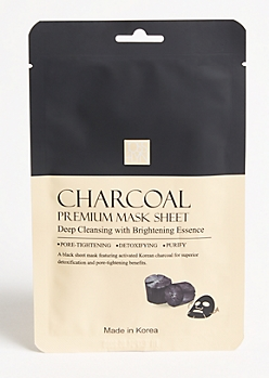 Charcoal Premium Face Mask