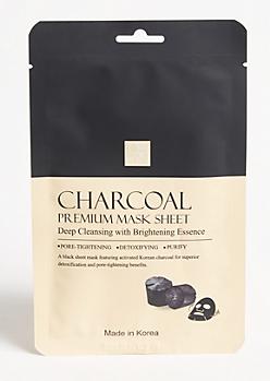 Charcoal Premium Face Mask
