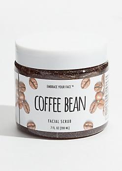 Coffee Bean Facial Scrub