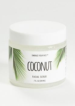 Coconut Facial Scrub