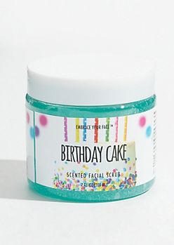Birthday Cake Facial Scrub
