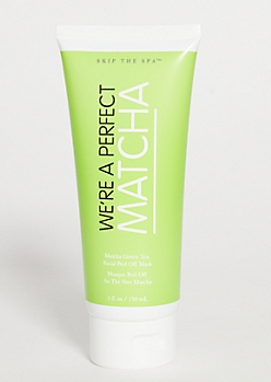 Matcha Green Tea Peel Off Face Mask