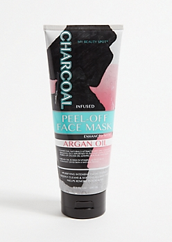 Argan Oil Peel Off Charcoal Face Mask