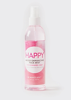 Happy Rosewater Hemp Face Mist