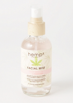 Hemp and Rosewater Face Mist