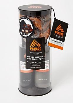 Travel Shower Essential Kit