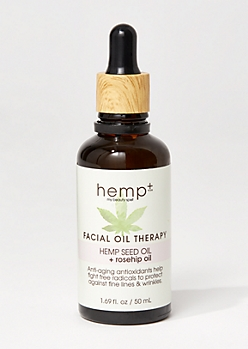 Hemp Seed Rosehip Face Oil