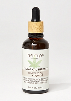Hemp Seed Argan Face Oil