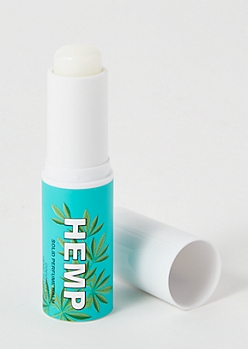 Hemp and Coconut Perfume Balm