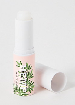 Hemp and Rose Hip Perfume Balm