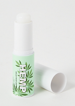 Hemp and Tea Tree Perfume Balm