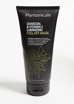 Charcoal and Vitamin C Lumining Peel Off Mask
