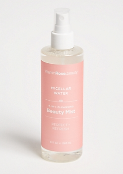 Rose Micellar Water Beauty Mist