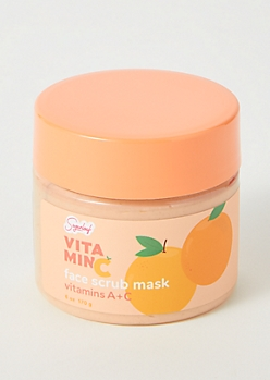 Vitamin C Face Scrub Mask