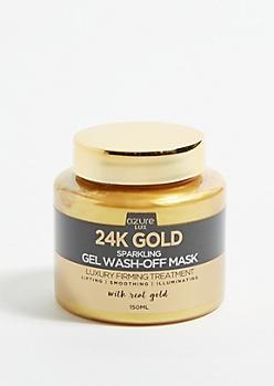 24k Gold Sparkling Mud Face Mask