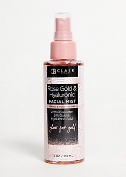Rose Gold Glow Facial Mist
