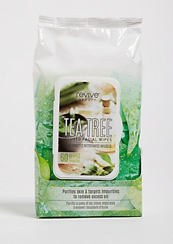 Tea Tree Purifying Cleansing Face Wipes