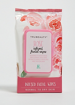 Rose Moisturizing Cleansing Face Wipes