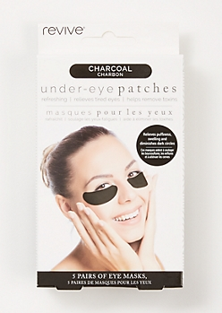 5-Pack Charcoal Under-Eye Patches