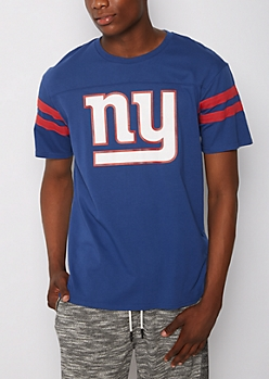 New York Giants Logo Jersey Tee