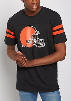 Cleveland Browns Logo Jersey Tee
