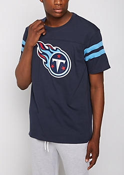 Tennessee Titans Logo Jersey Tee