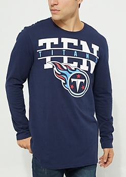Tennessee Titans Long Sleeve Tee
