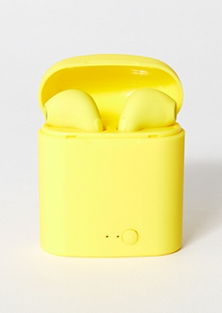 Yellow Silicone Skypods