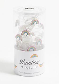 Rainbow Firefly String Lights