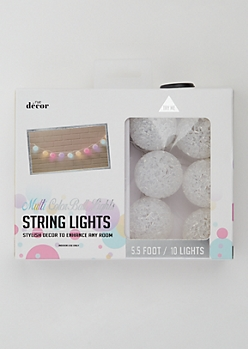 Multi Color Ball String Lights