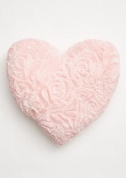 Swirling Heart Pillow