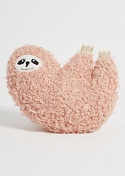 Decorative Sloth Pillow