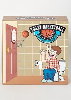Toilet Basketball Game