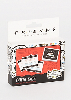 Friends Trivia Quiz Game