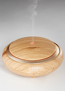 Round Wooden Oil Diffuser